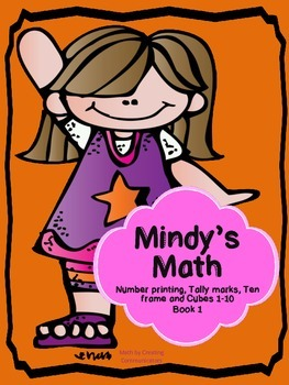 Mindy's Math Book 1