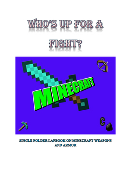 MineCraft: Basic Armor and Weapons