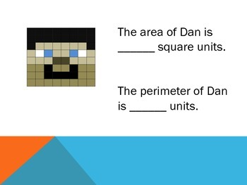 Minecraft Area and Perimeter project