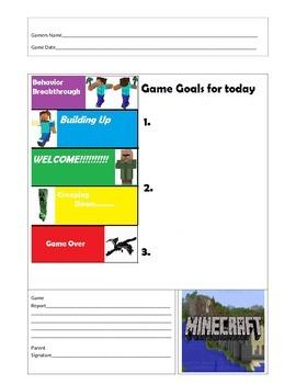 Minecraft Behavior Builder