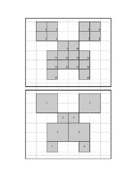 Minecraft Behavior Chart: Editable