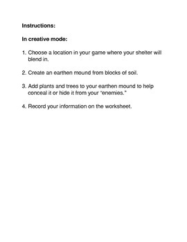Minecraft: Building Earthen Mounds