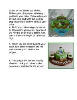 Minecraft: Cake Wars!