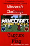 Minecraft Challenges - Capture the Flag