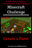 Minecraft Challenges - Farm