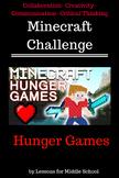 Minecraft Challenges - Hunger Games