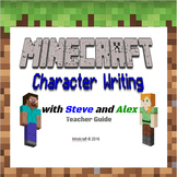 Minecraft Character Writing