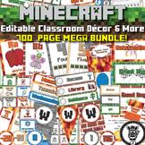 Minecraft Classroom Theme