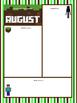 Minecraft Classroom Theme - Edible Newsletters