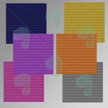 Minecraft Clipart- Digital Paper Pixel Craft Brick 15x15