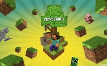 Minecraft Common Core Monument Project