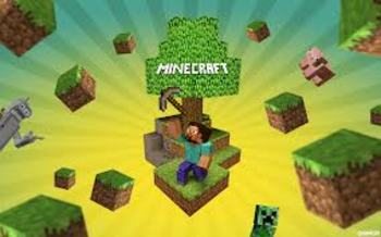 Minecraft Common Core Monument Project