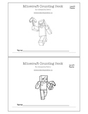 Minecraft Counting Book for Pre-K to Grade 2