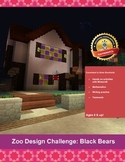 Minecraft Curriculum ~ Mammals Zoology Design Challenge Workbook