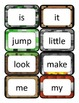 Minecraft Dolch Word Cards: Pre-Primer