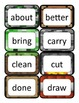 FREEBIE! Minecraft Dolch Word Cards: Third