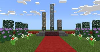 Minecraft Education Edition Contest World