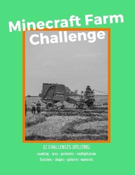 Minecraft Farm Challenges - Math