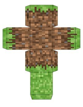 Minecraft - Grass Box