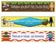 Minecraft Growth Mindset Bookmarks, Shelf Markers or Desk Name Plates - EDITABLE
