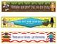 Minecraft Growth Mindset Bookmarks, Shelf Markers or Desk Name Plates - EDITABLE