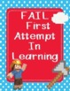"""Minecraft Growth Mindset Posters - 8.5""""x11"""", 18""""x24"""" - Ready for Printing"""