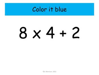 Minecraft Inspired Multiplication Practice - Watch, Think, Color! CCSS.3.OA.C.7
