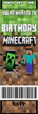 Minecraft - Invitation - FREE
