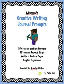 Minecraft Journal Prompts