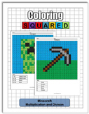 Minecraft: Multiplication and Division