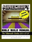 Minecraft Old Testament Tabernacle (Mishkhan)