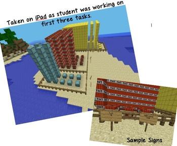 Minecraft Place Value