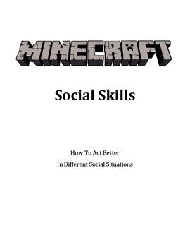 Minecraft Problem-Solving: Social Skills