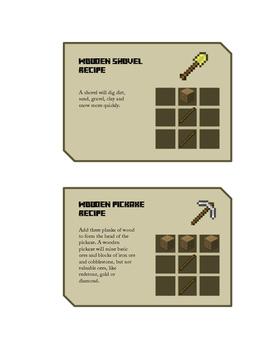Minecraft Recipes