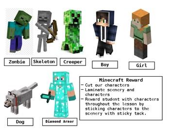 Minecraft Reward for VIPKID