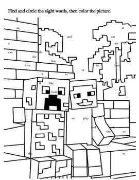 Circle Diagram For Minecraft