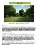 Minecraft - Stargirl: Novel Setting Activity