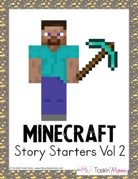 Minecraft Story Starters Volume 2