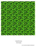 Minecraft Style - Oak Leaves