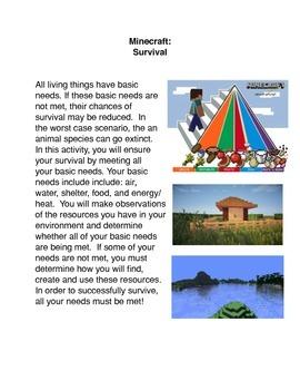 Minecraft: Survival!