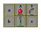 Minecraft Theme Alphabet Memory Game