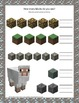 Minecraft Themed Prek-K Fun Pack