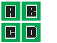 Minecraft Themed Word Wall letters and Numbers