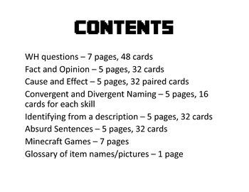 Minecraft for Language