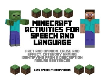 Minecraft for Language
