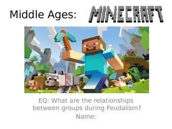 Middle Ages Minecraft