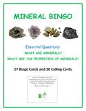 Mineral Bingo