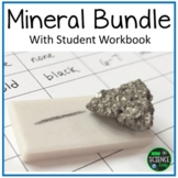 Mineral BUNDLE (Now with Student Workbook!!!)- Distance Learning