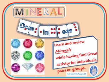 Mineral Dominoes