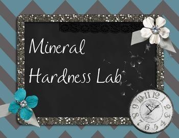 Mineral Hardness Lab